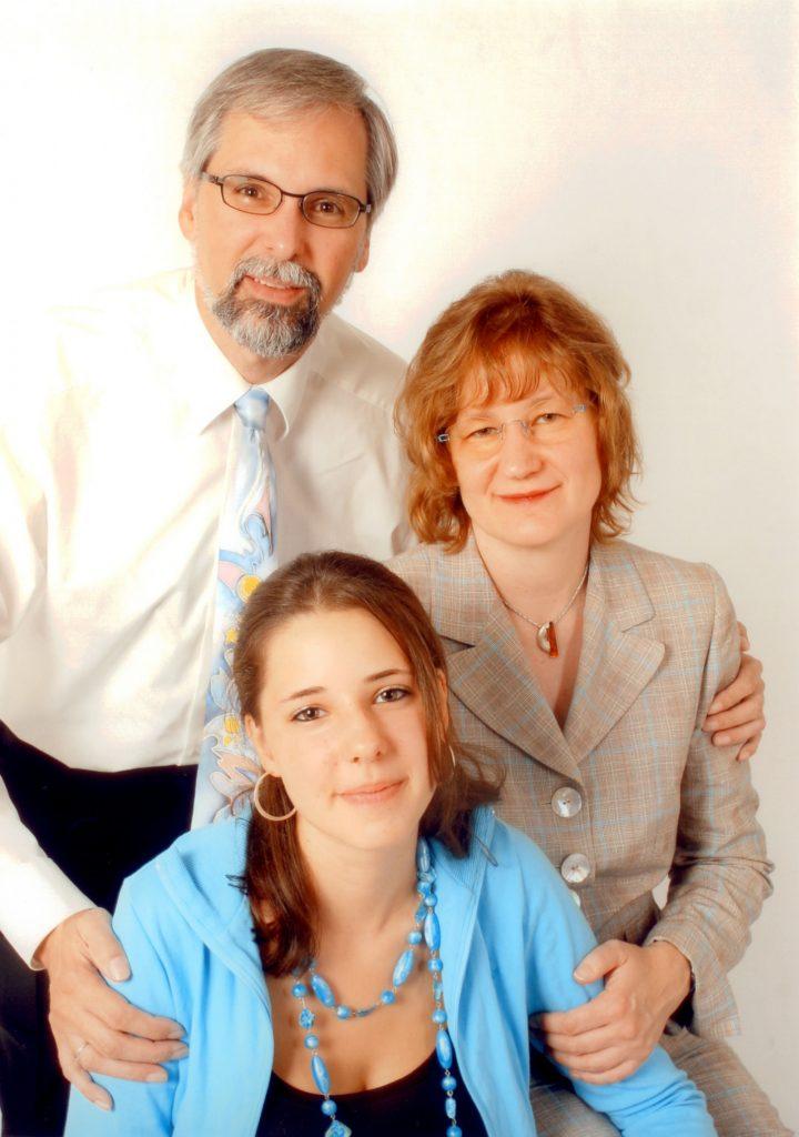 Familie Hartenthaler in Berlin